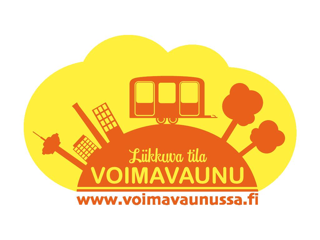 voimavaunussa logo